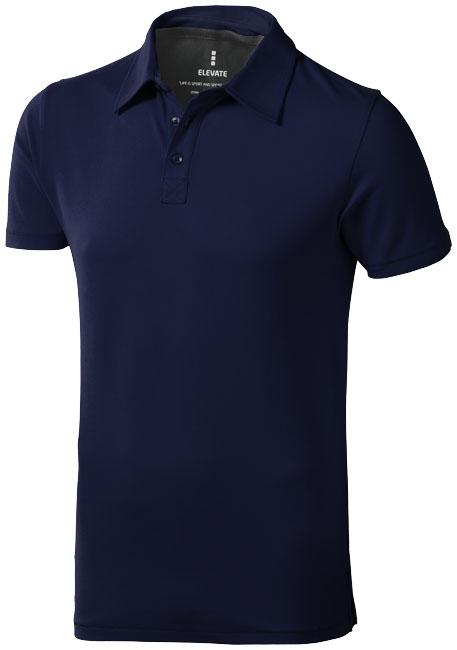 Markham Polo Marinblå