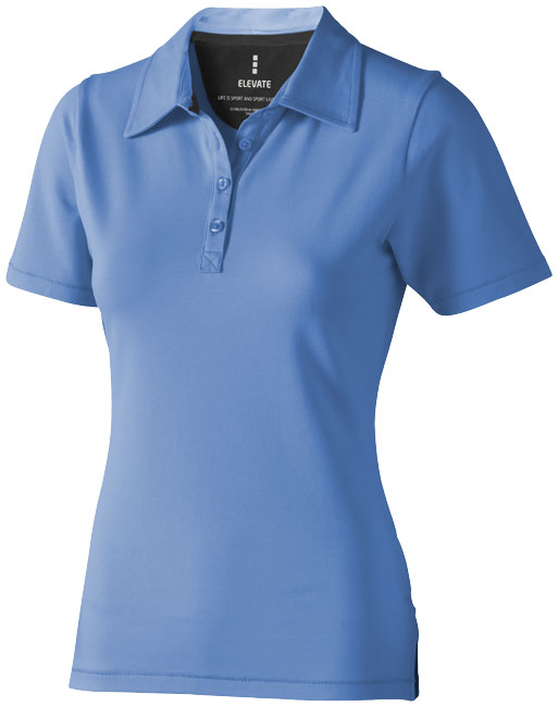 Markham Ladies Polo Ljusblå
