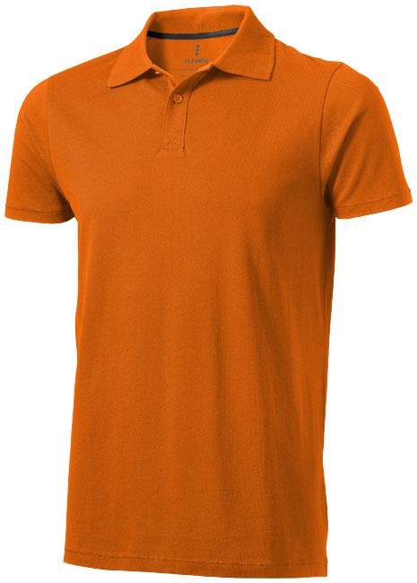 Seller Polo Elevate orange