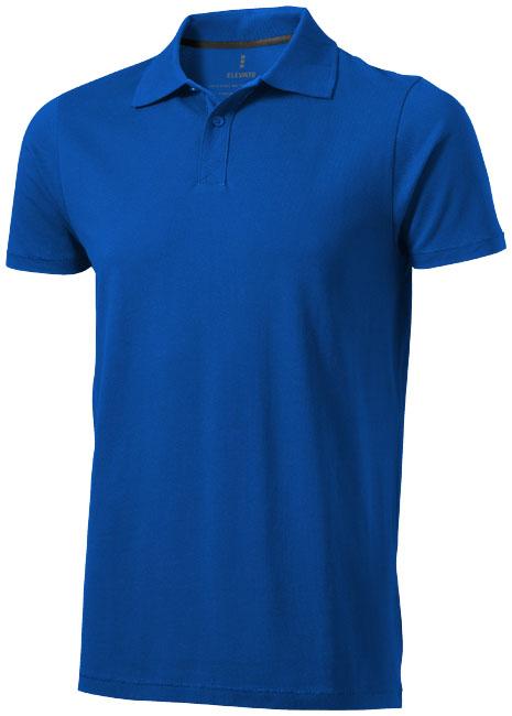 Seller Polo Elevate blå