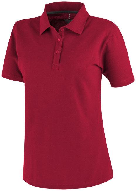 Primus Ladies Polo röd