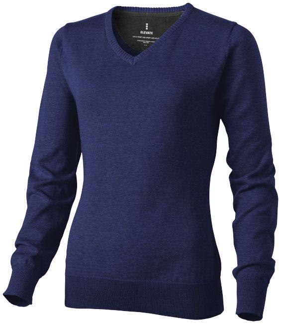Spruce Ladies Pullover  marinblå