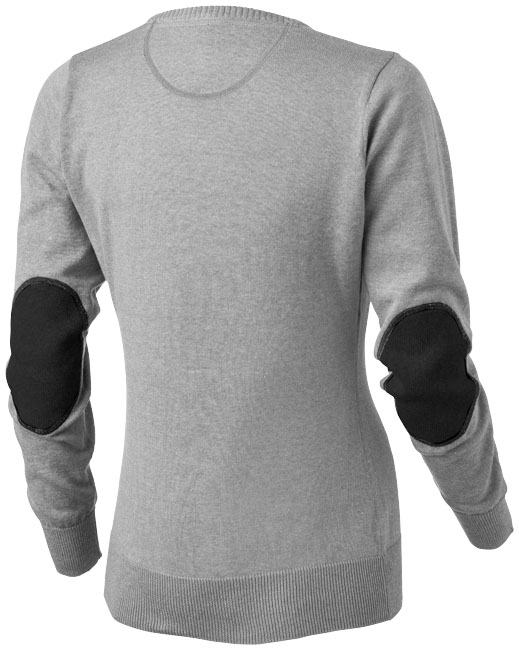 Spruce Ladies Pullover  gråmelange