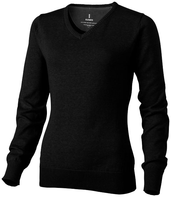 Spruce Ladies Pullover  svart