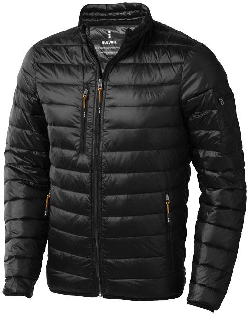 Scotia Jacket Herr Svart