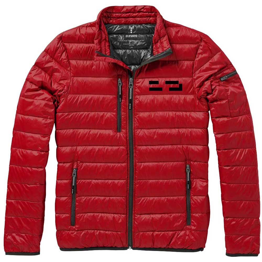 Scotia Jacket Herr Antracit
