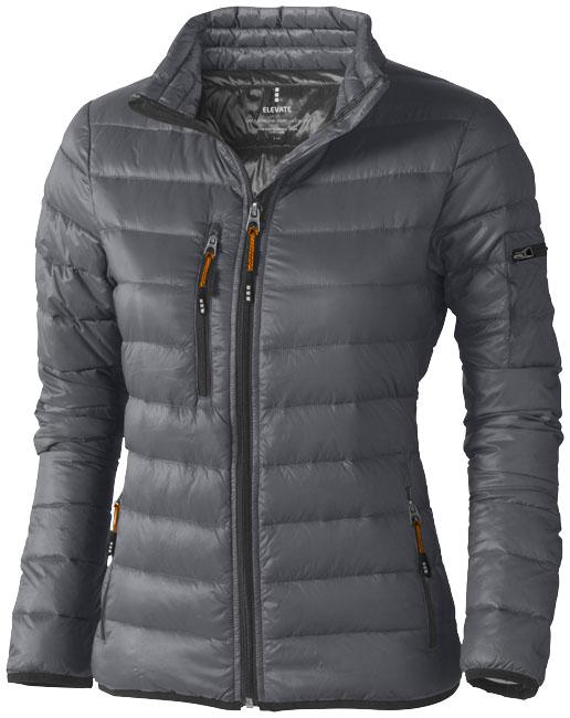 Scotia Ladies Jacket Steel grey