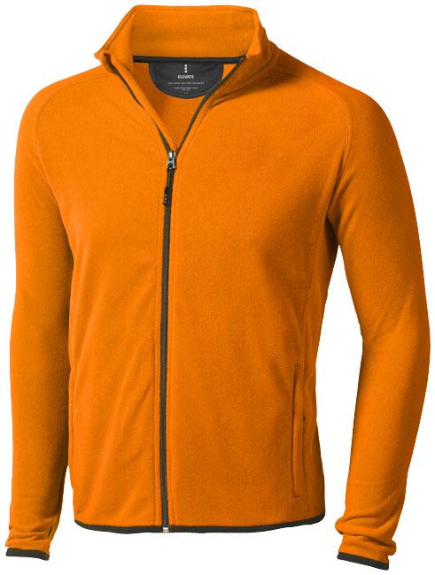 Brossard Microfleece herr Orange