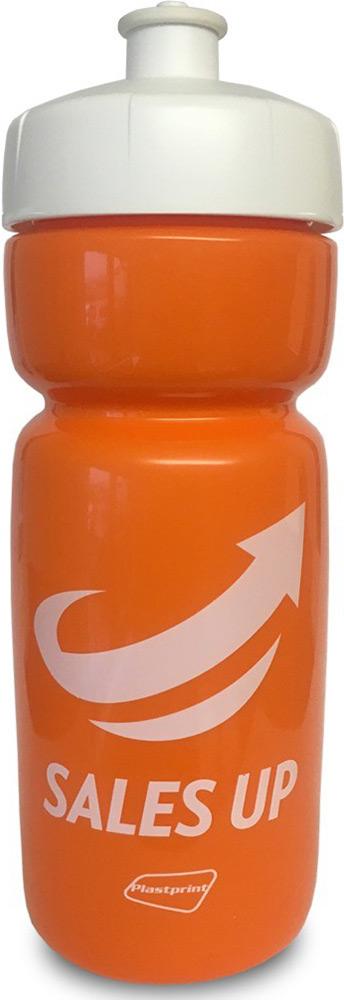 Vattenflaska Hit Soft orange