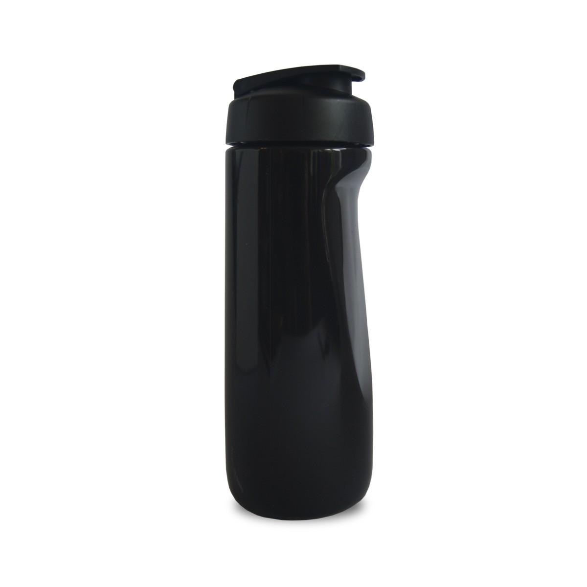 Vattenflaska Kick svart