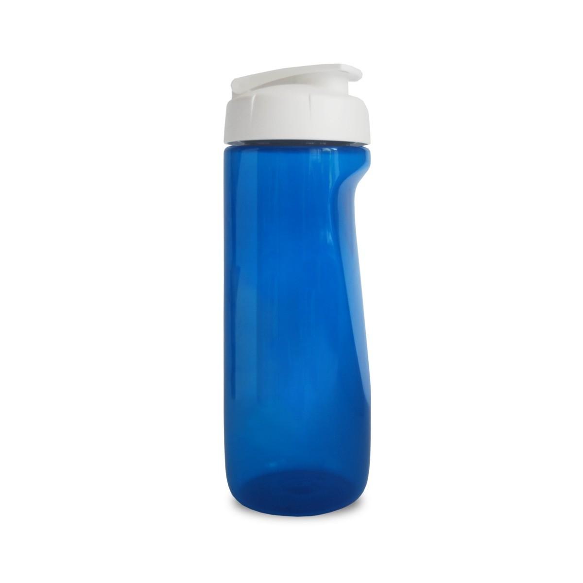 Vattenflaska Kick blå