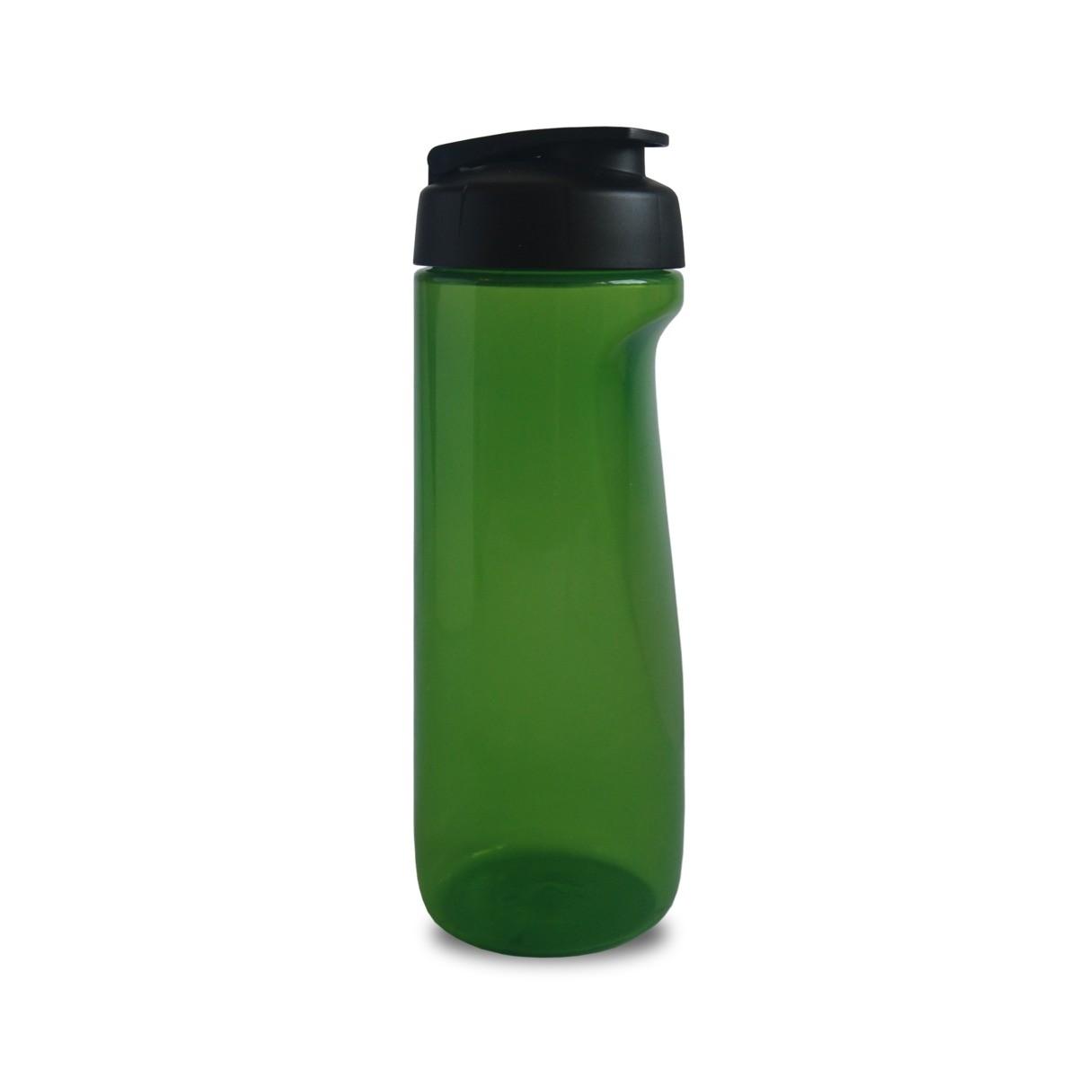 Vattenflaska Kick grön