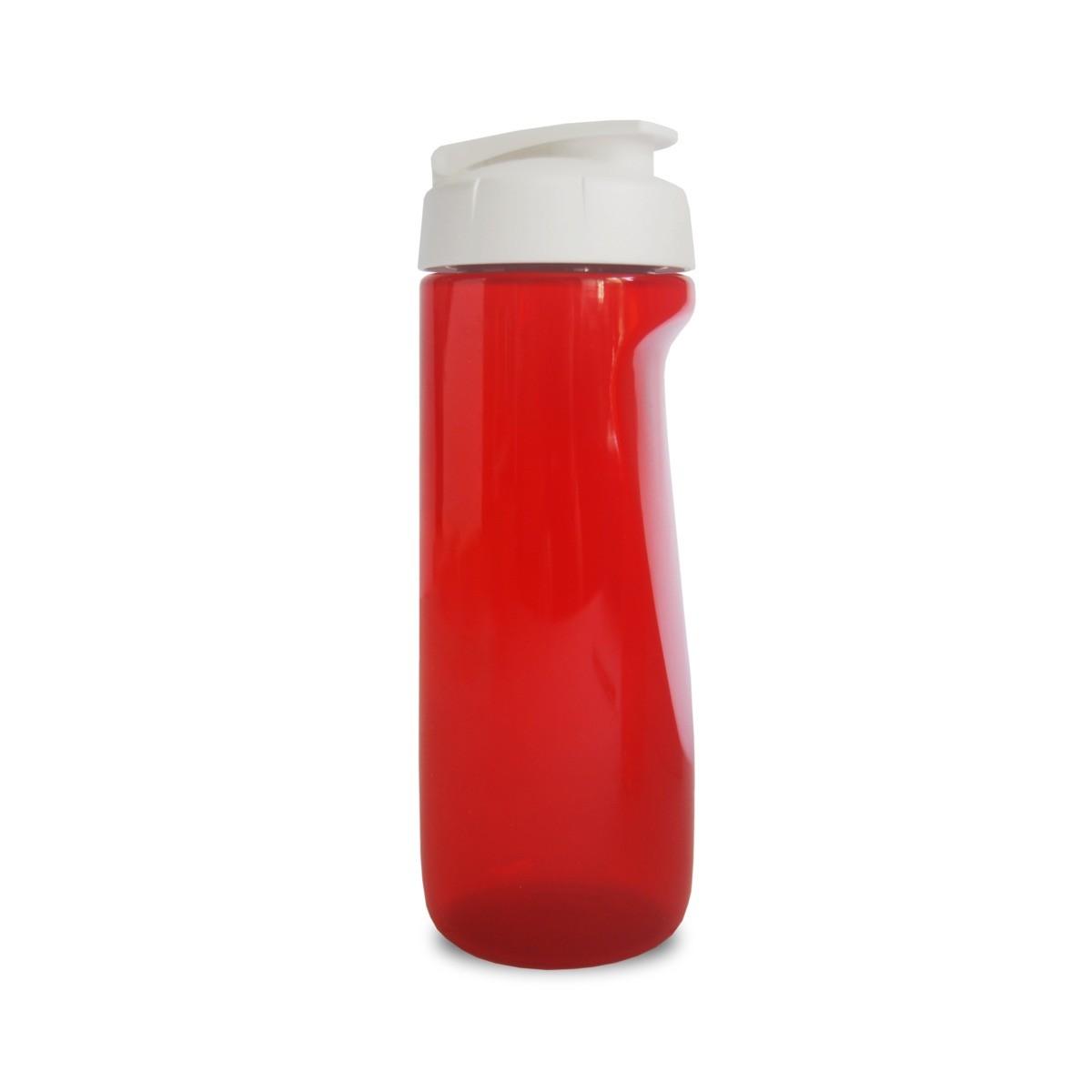 Vattenflaska Kick röd