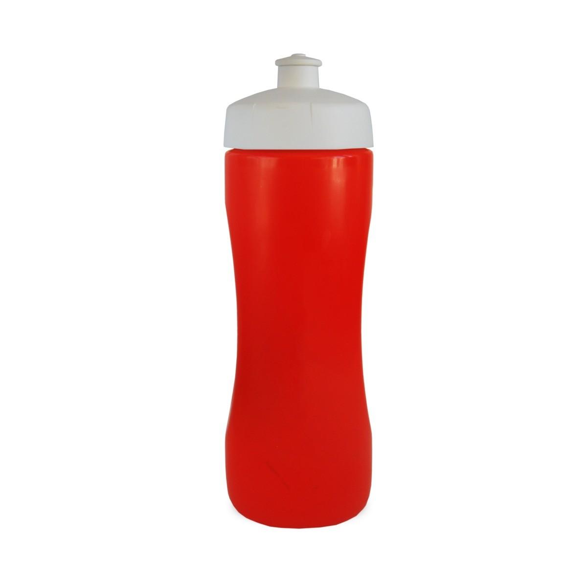 Sportflaska Queen Soft röd