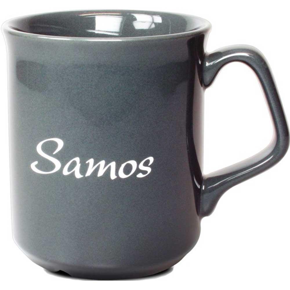 Mugg Samos grå