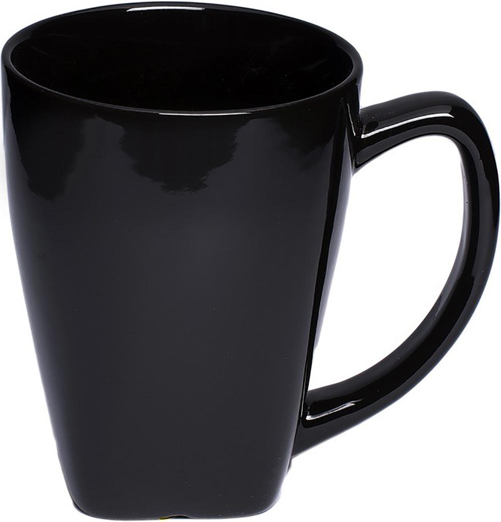 Mugg Lefkas svart