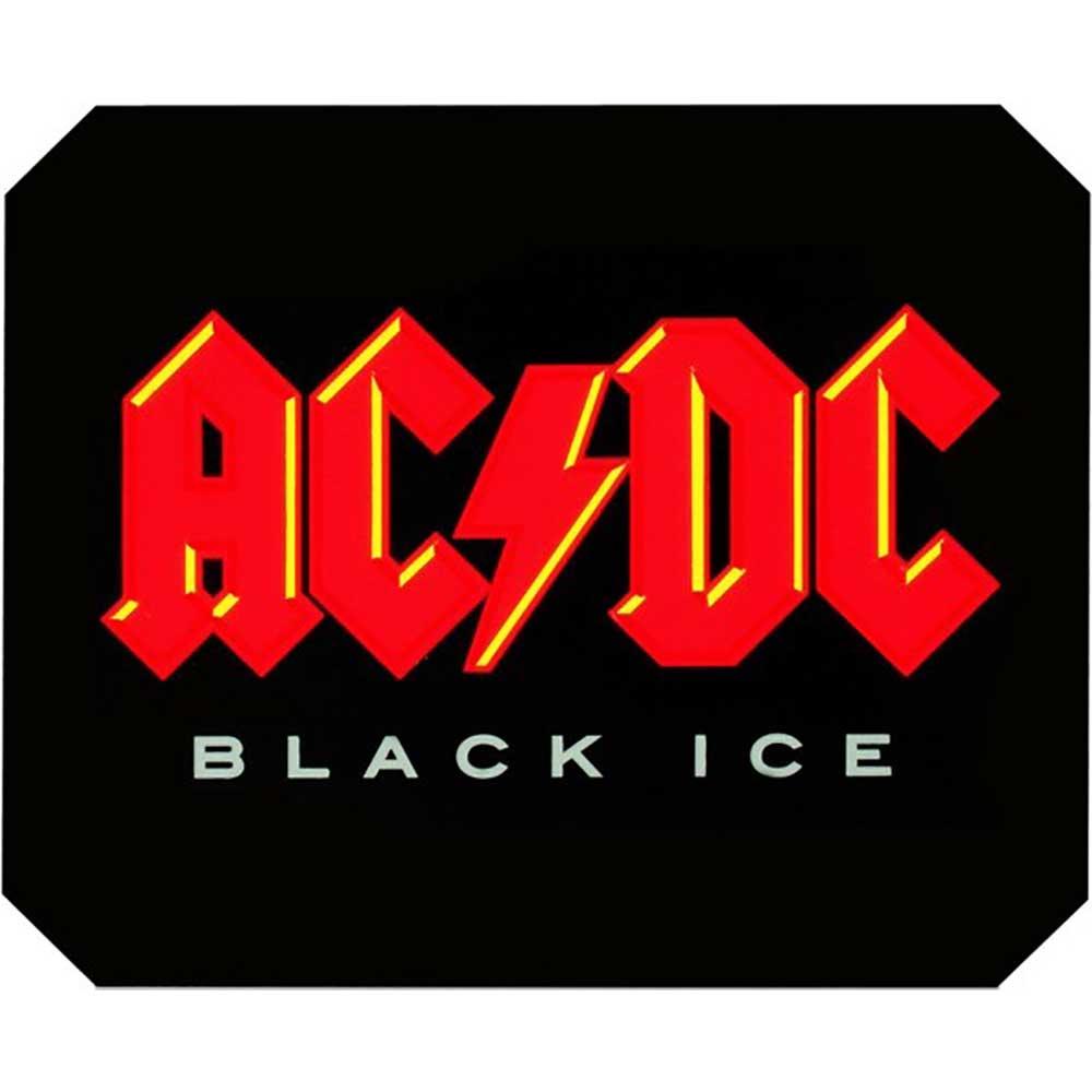 Isskrapa färgad svart
