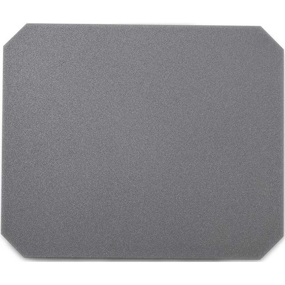 Isskrapa färgad grå