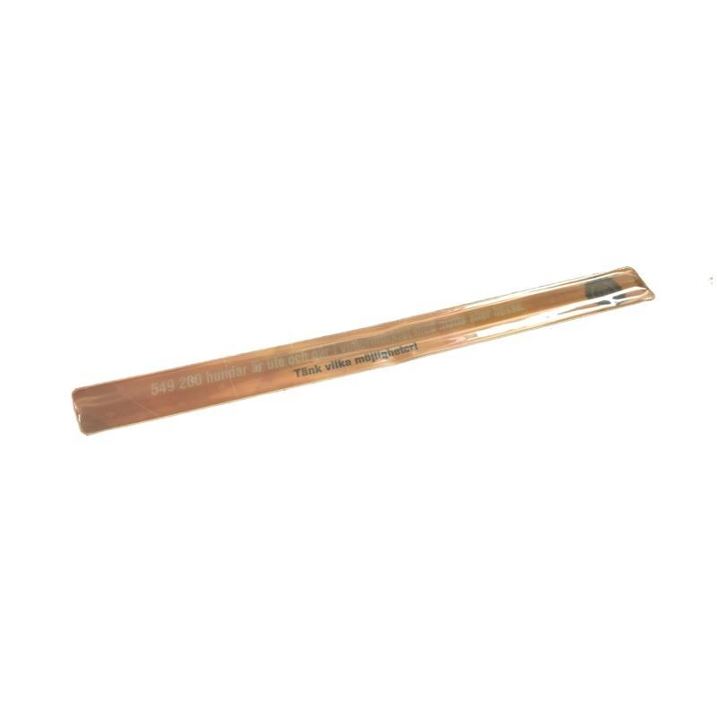 Reflexband Slapwrap Vit