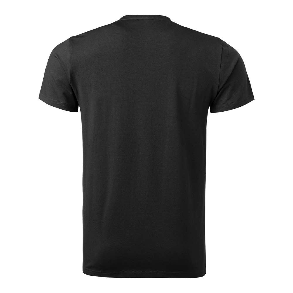 T-Shirt Norman GOTS black