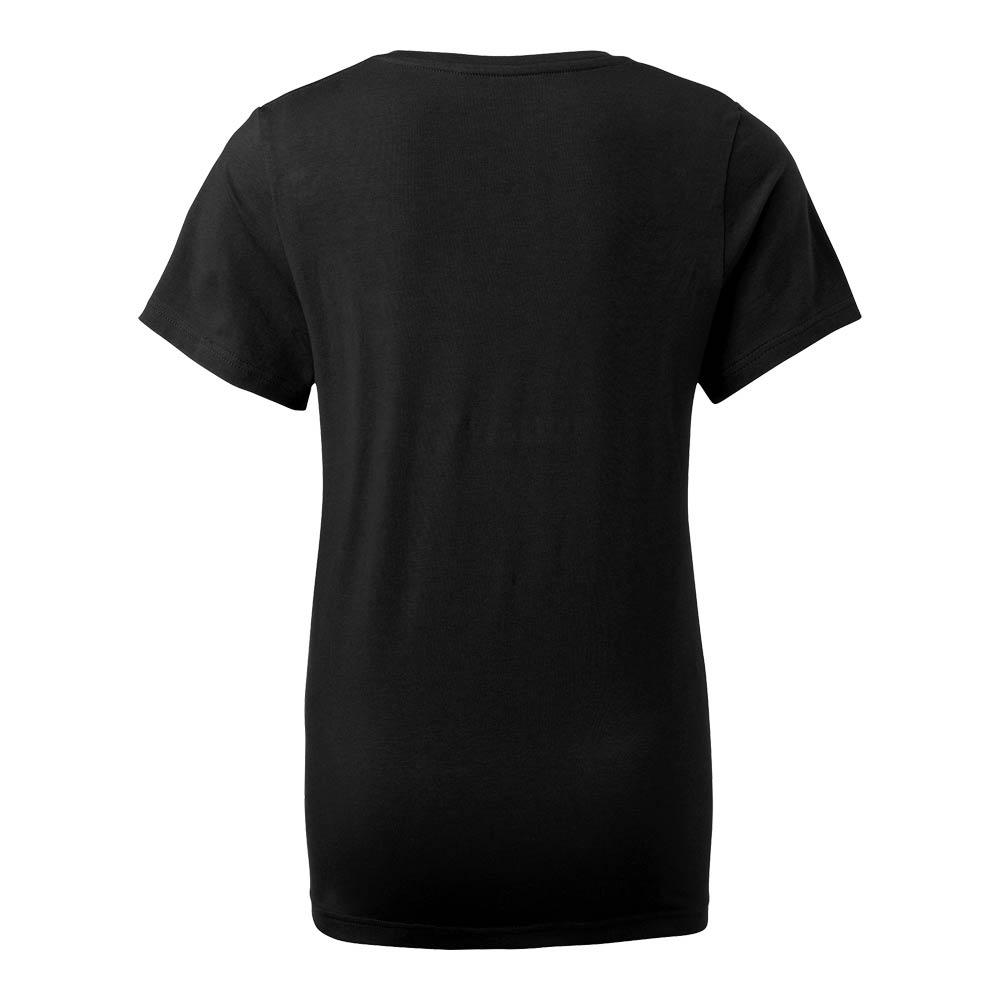 T-Shirt Nora Dam GOTS black