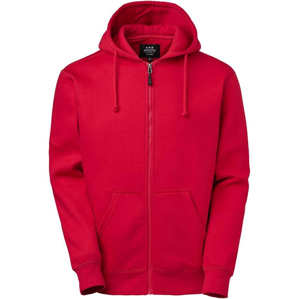 Parry Hoodjacka röd