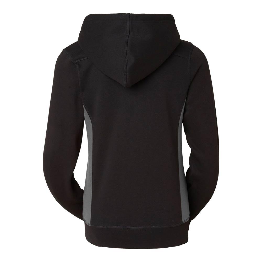 Ava zip hood Dam bla/grey