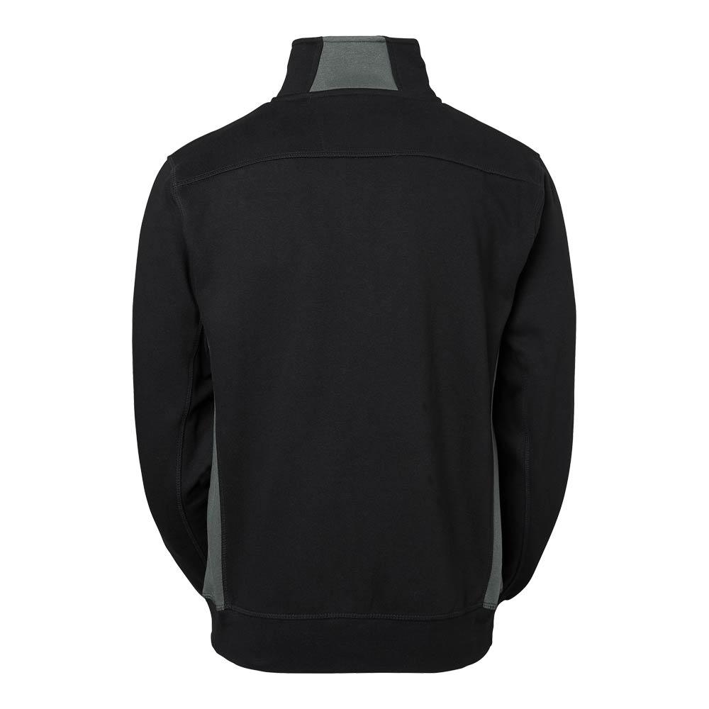Lincoln Zip Coll bla/grey