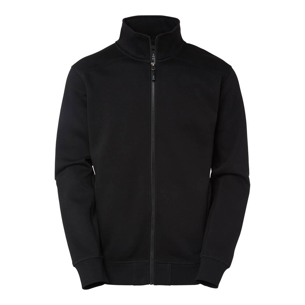 Lincoln Zip Coll svart