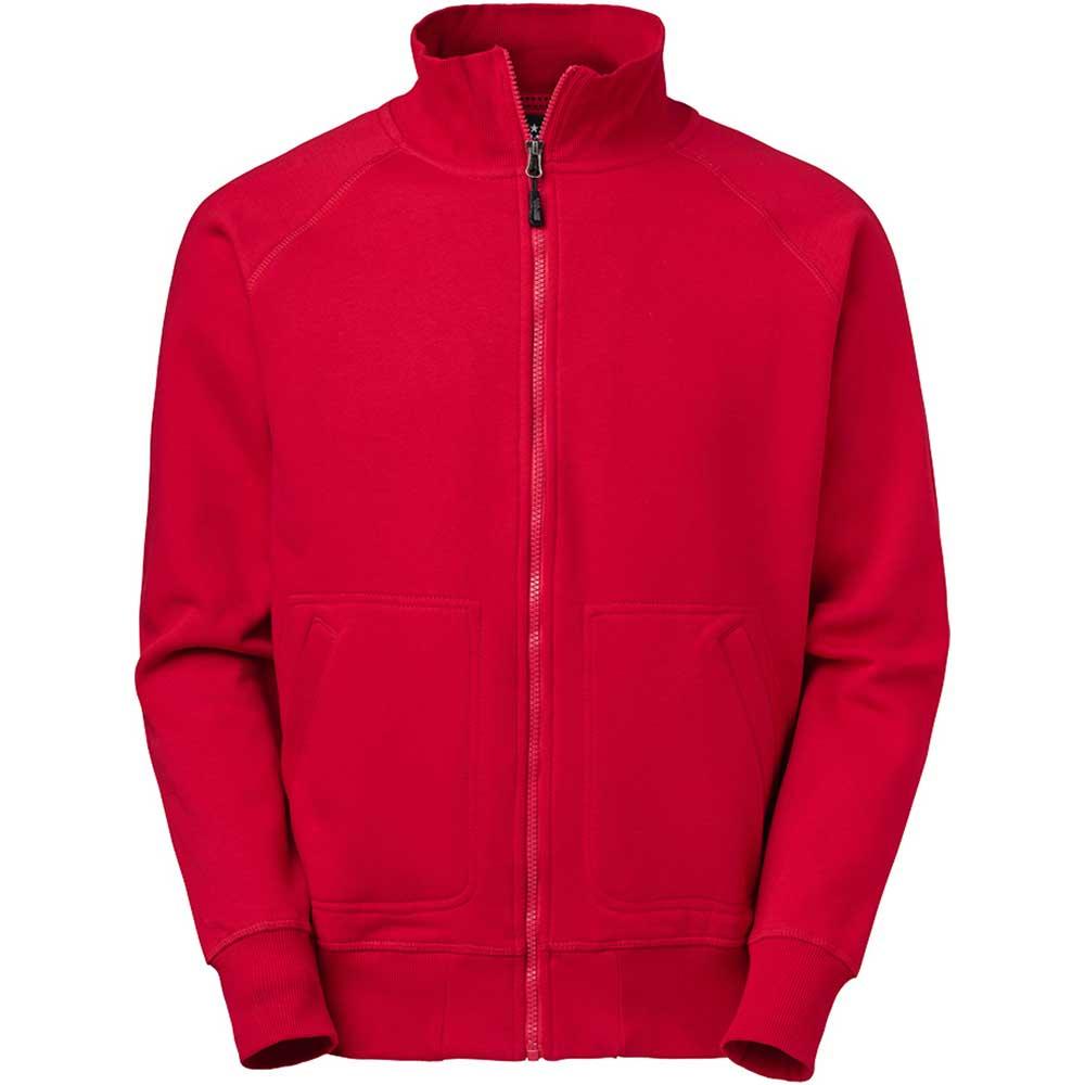 Denver Full Zip röd