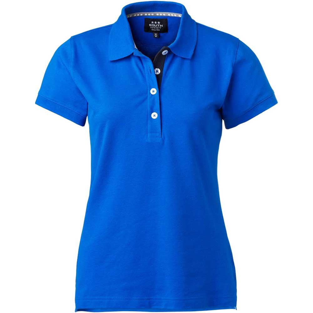 Marion Dampiké cobalt blue