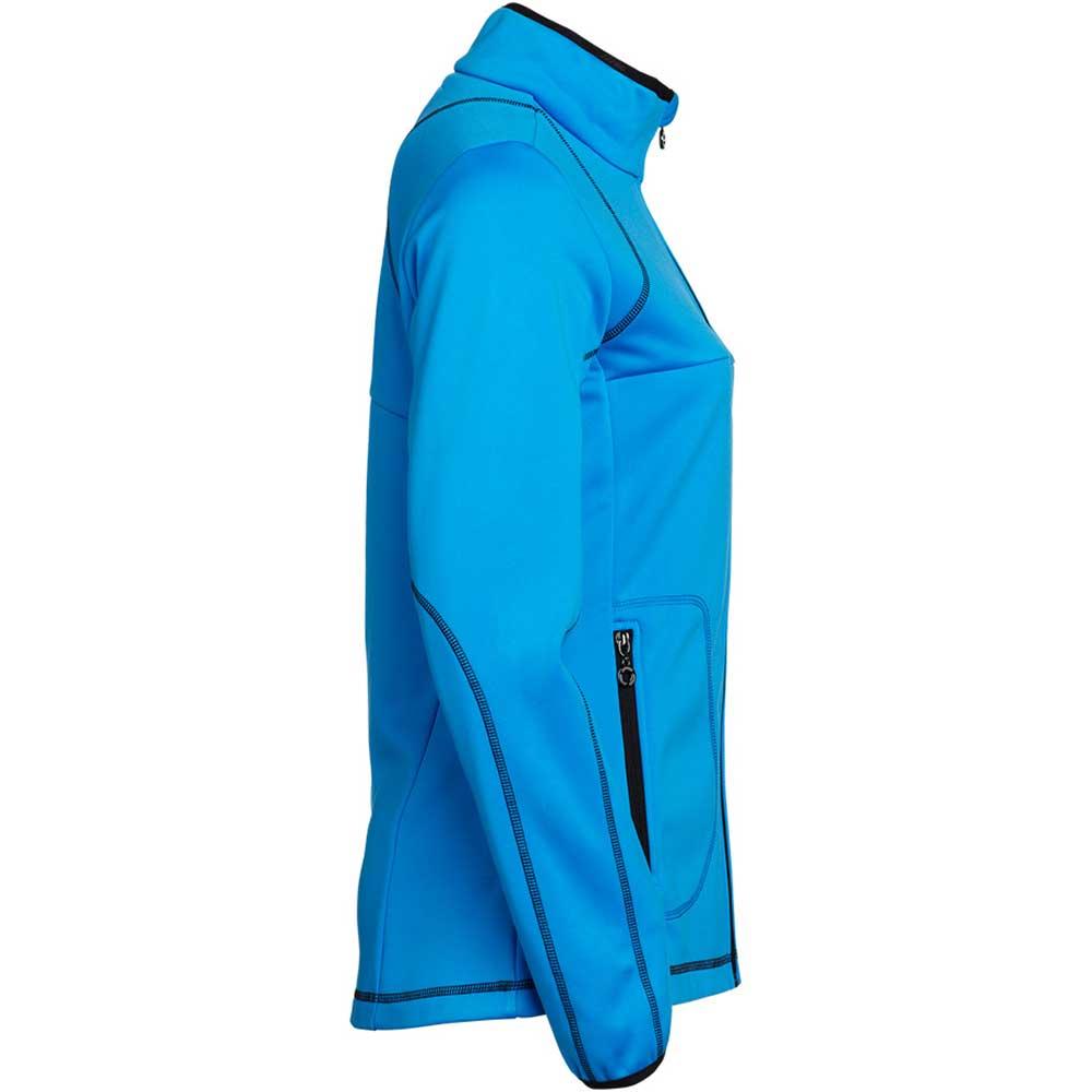 Dam Powerstretchjacka bt blue