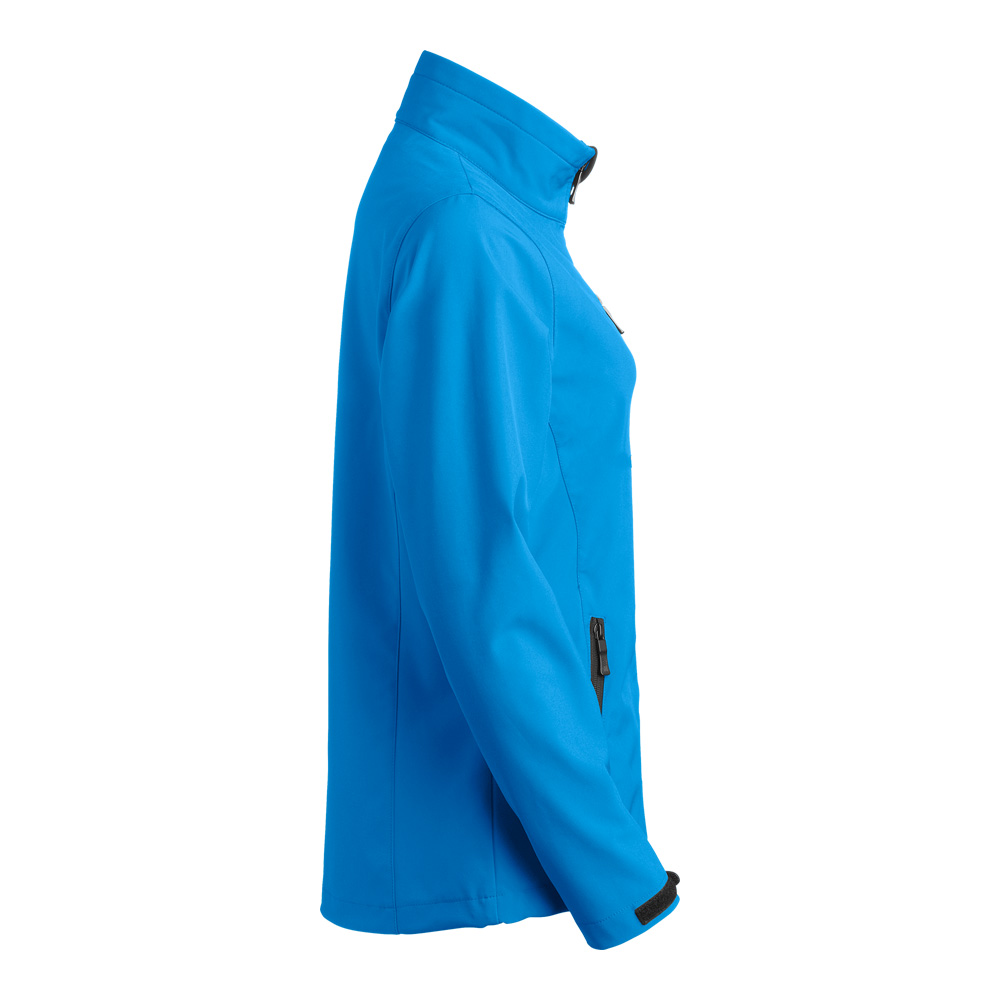 Victoria softshell Dam bt blue