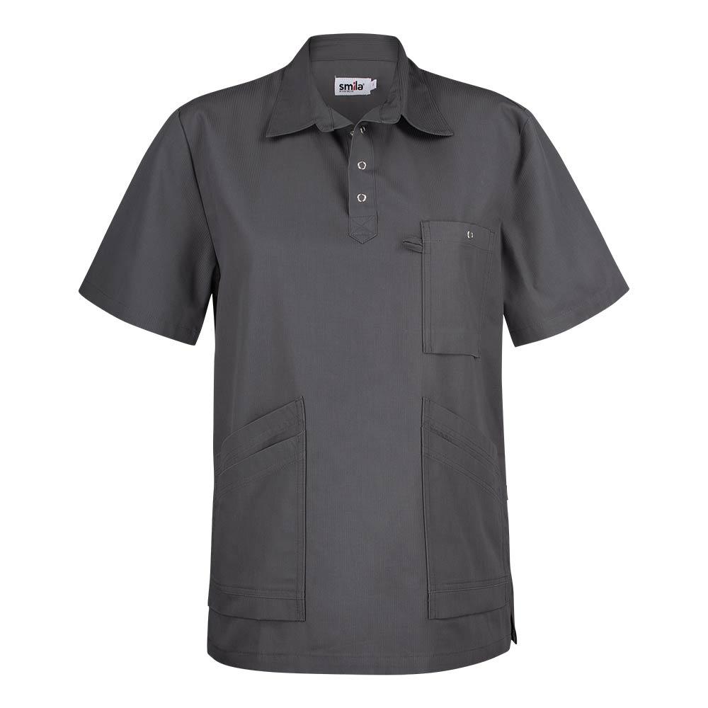 Smila Tunic/Blouse Alex Shirt graphite