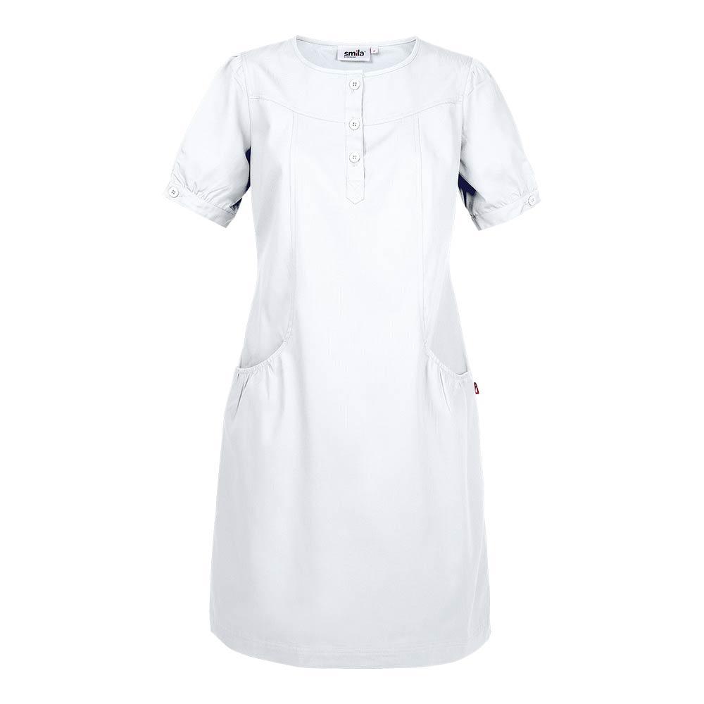 Smila Dress Asta Dress W vit