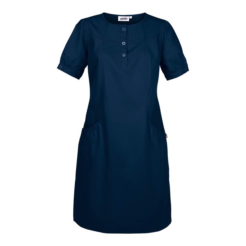 Smila Dress Asta Dress W ocean blue