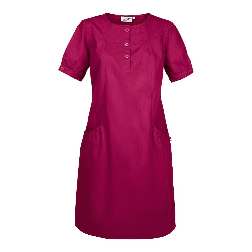 Smila Dress Asta Dress W fuchsia