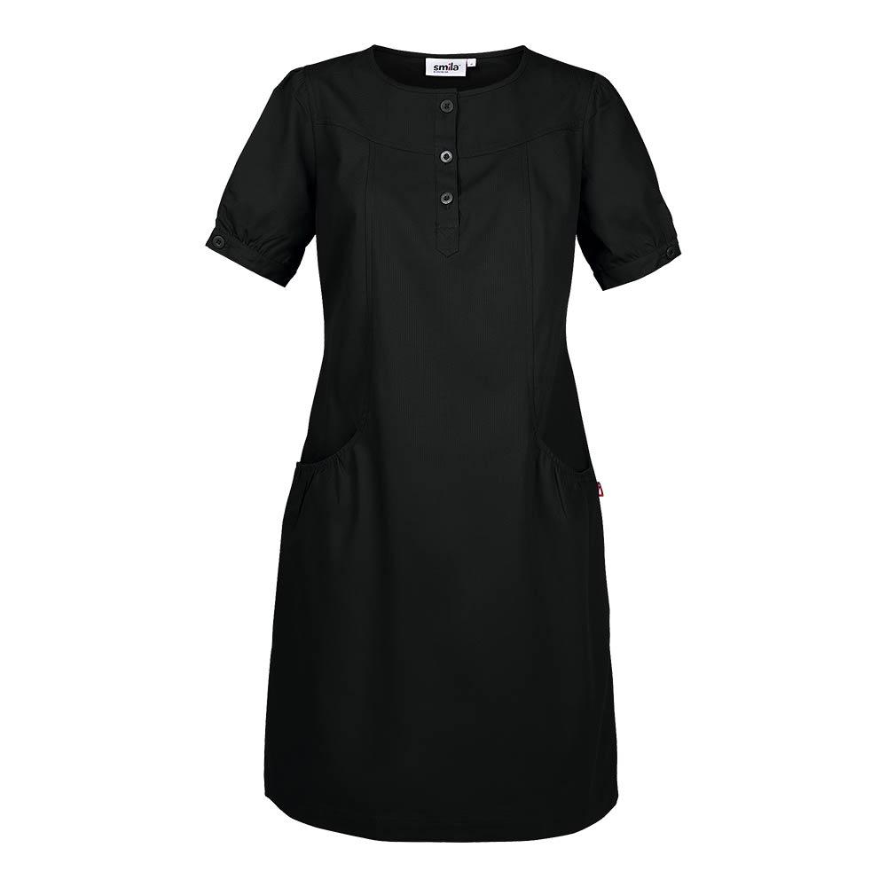 Smila Dress Asta Dress W svart