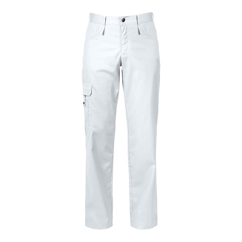 Smila Trousers Nico Trs Work vit
