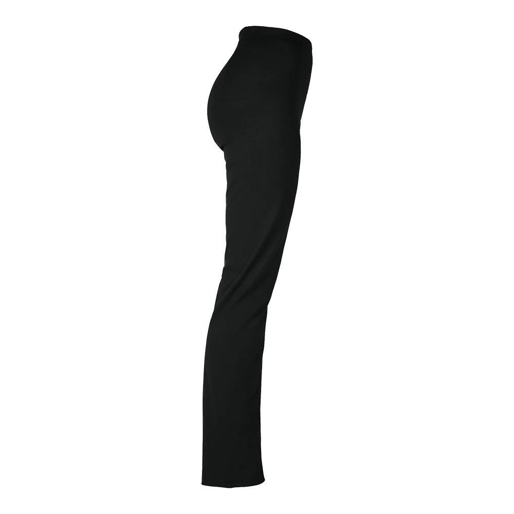 Smila Trousers Tyra Leggings Boot W svart