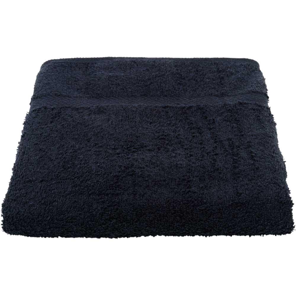 Westlake Towel 70x130 svart