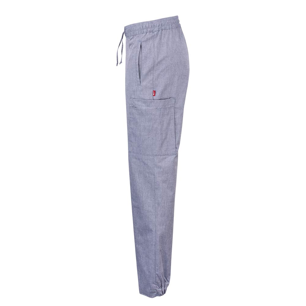 Smila Trousers Loris Trs. greymel