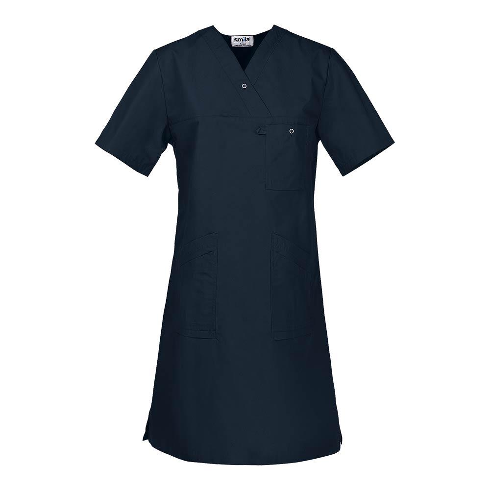 Smila Dress Meja V-Dress W marin
