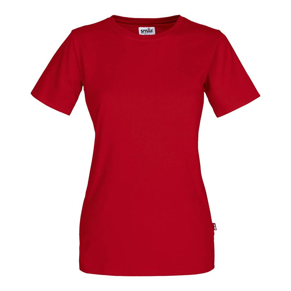 Smila T-Shirt Helmi T-Shirt W emerald
