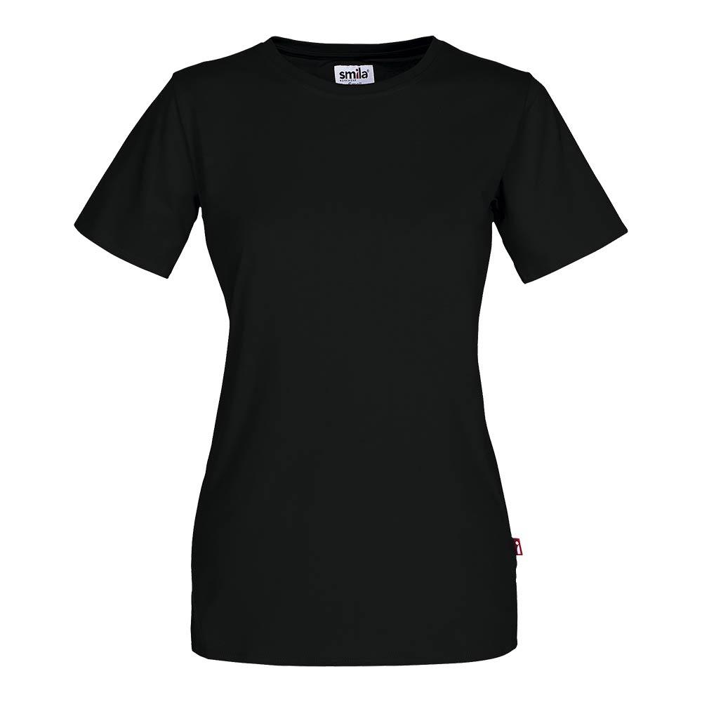 Smila T-Shirt Helmi T-Shirt W svart