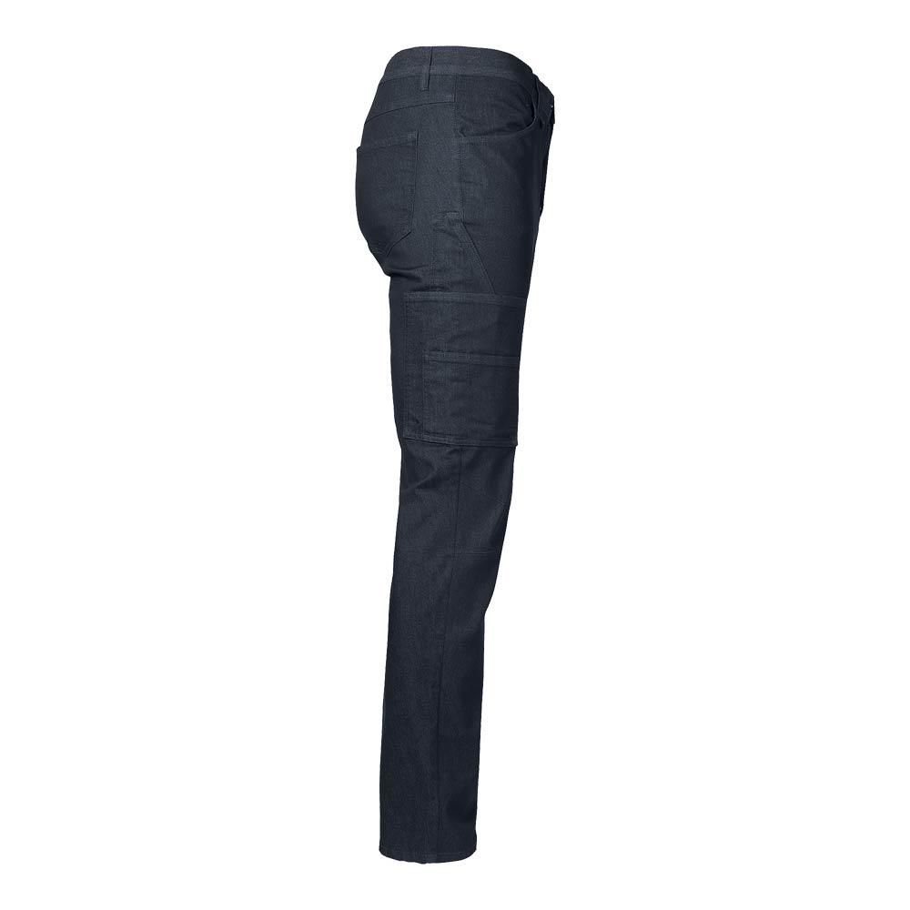 Smila Trousers Fred Trs Work bluemel