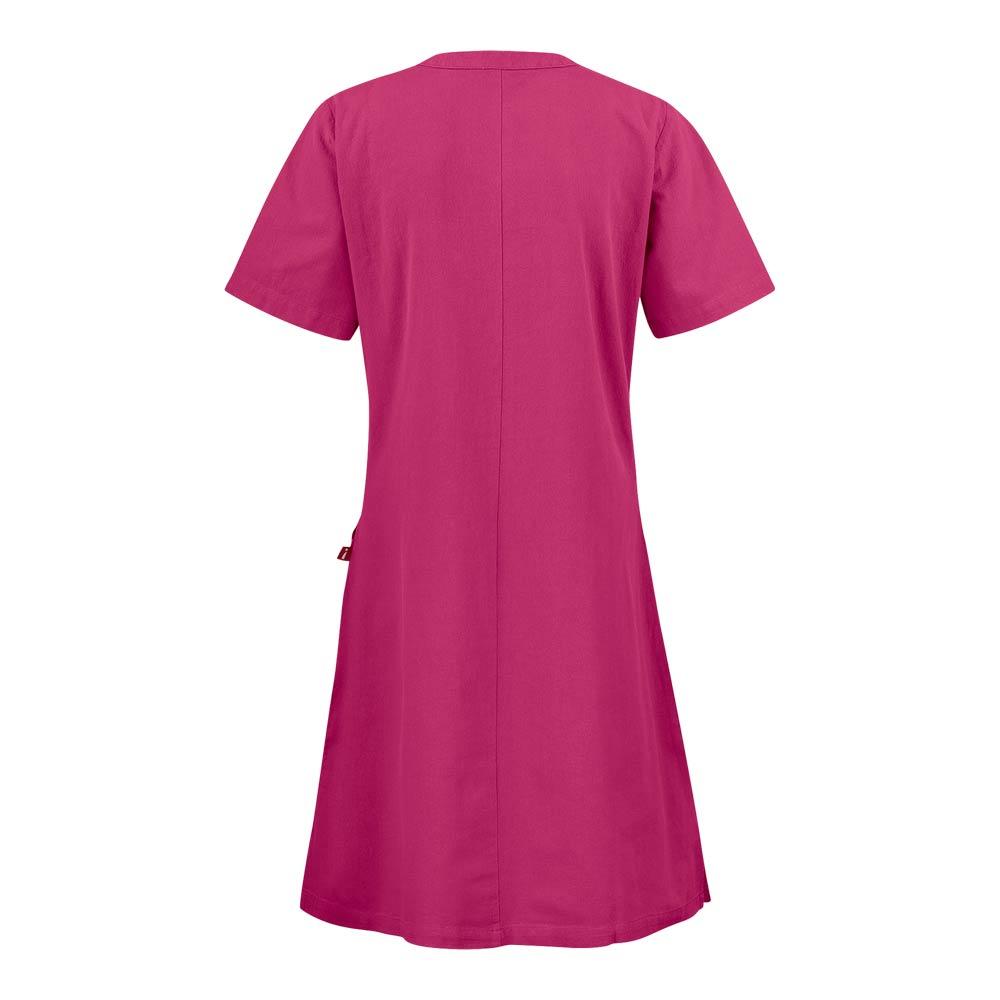 Smila Dress Cajsa V-Dress W fuchsia