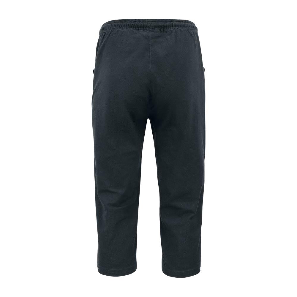 Smila Trousers Cid Trs Capri svart