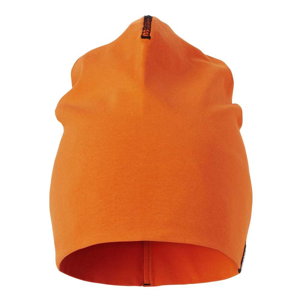 Beanie Dk Orange