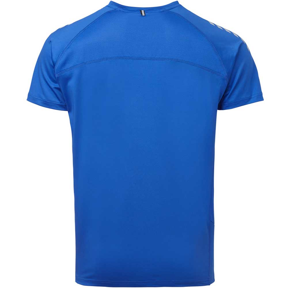 TED funktions t-shirt cobalt bl